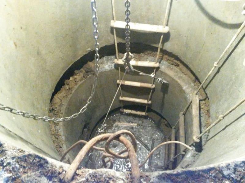 ремонт колодцев в Одинцово